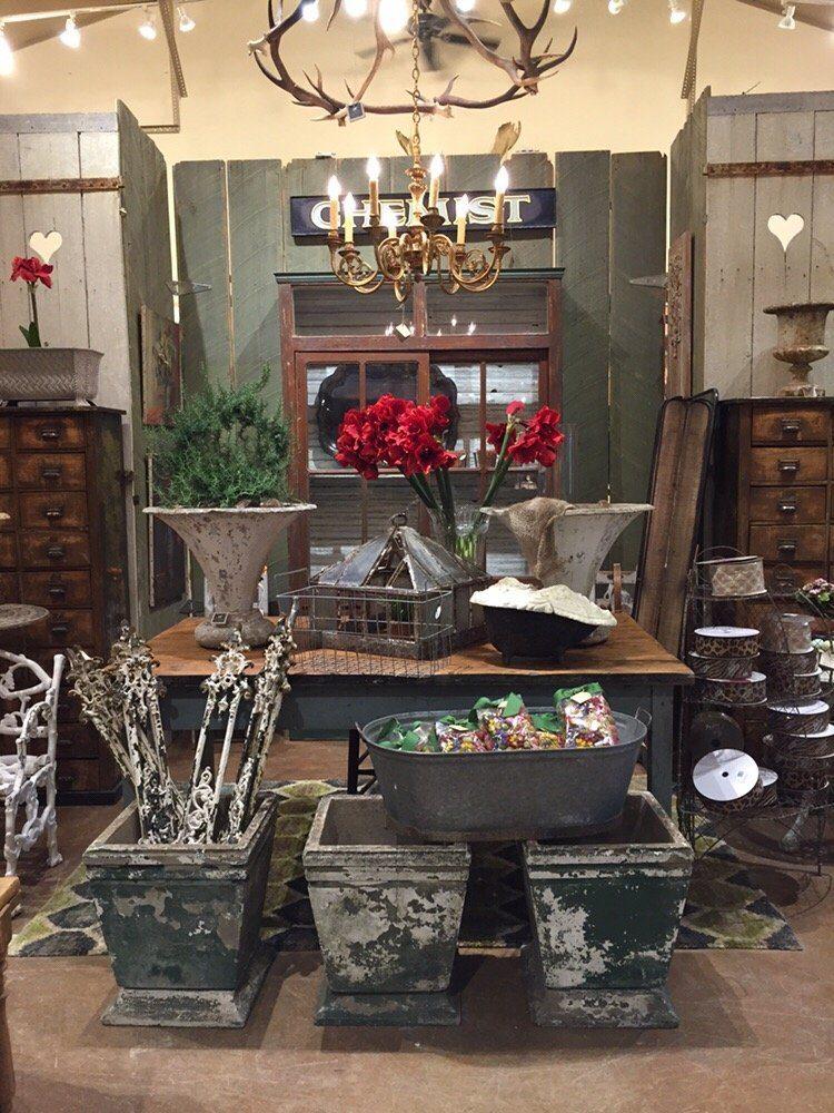 antiques store in brenham
