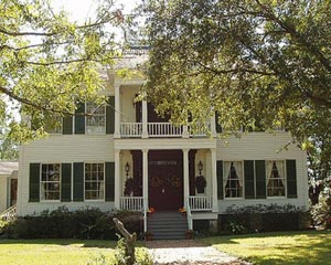 Browning Plantation in Chappell Hill Texas