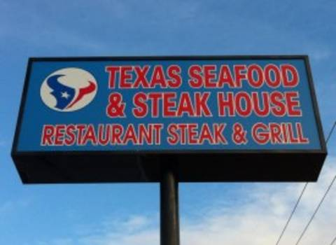 Texas Seafood and Steakhouse - Brenham, Texas